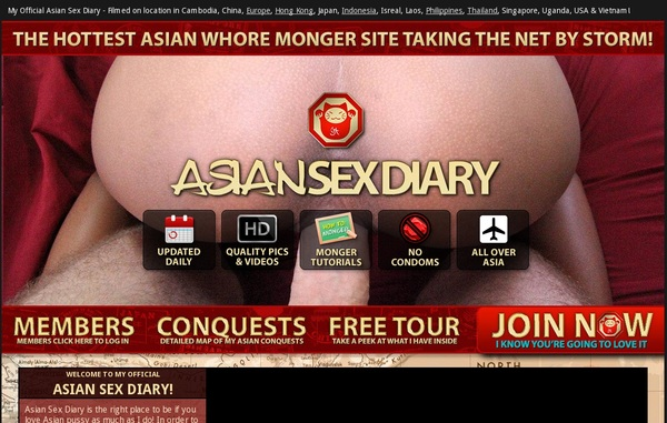 Asian Sex Diary Websites
