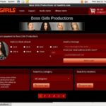Boss Girls Productions Discount Free Trial