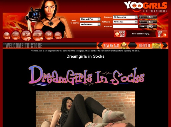 Dreamgirls In Socks Site-rip