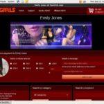Emily Jones Renew Password