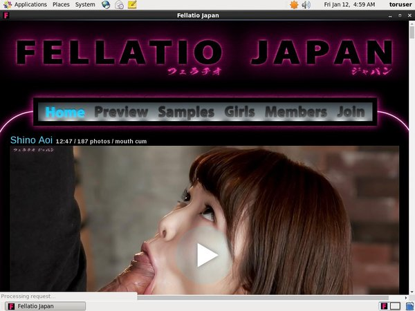 Free Account Premium Fellatio Japan