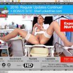 Nurses Exposed Login Codes