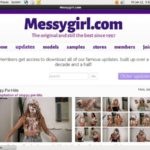 Paypal For Messygirl.com