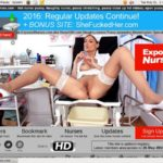 Exposed Nurses Model List