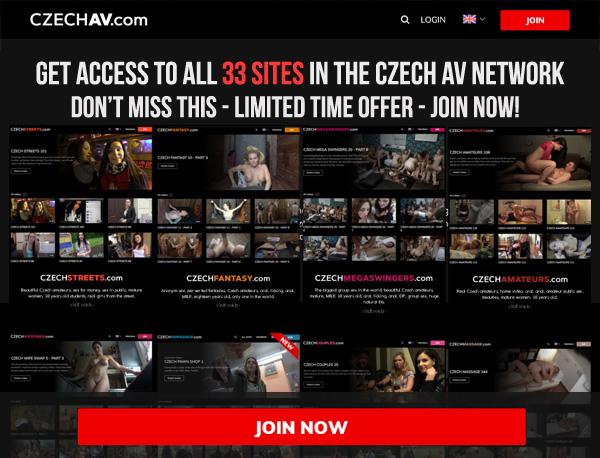 Czech AV Yearly Membership