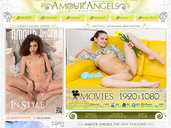 How To Join Amour Angels For Free